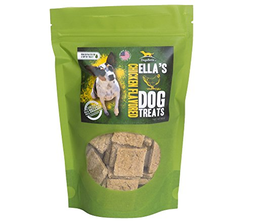 Ella's Diabetic Dog Treats - Chicken Flavored (8oz)