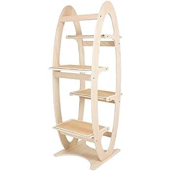 Frontpet Apex Cat Tree Tower / 23u201d L X 23u201d W X 68u201d