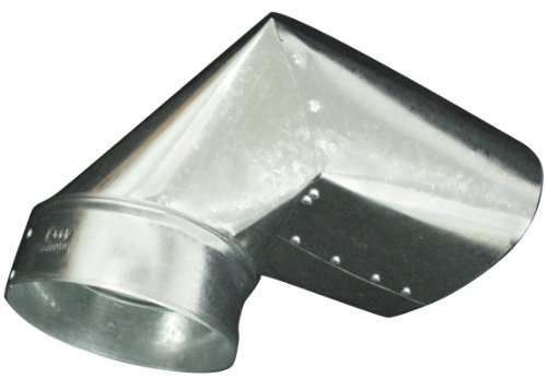 oval dryer vent adapter - 4