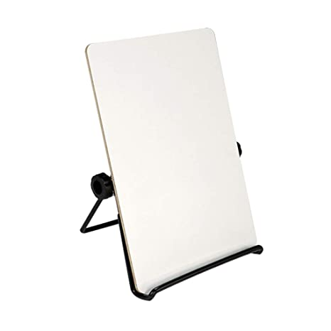 Amazon.com: Escritorio pizarra blanca mini soporte de ...