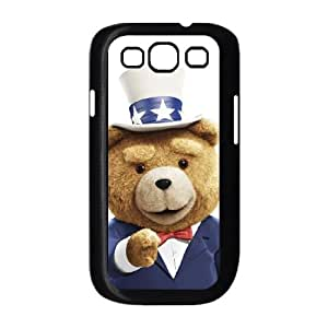 Samsung Galaxy S3 9300 Cell Phone Case Black Ted as a gift P9191299