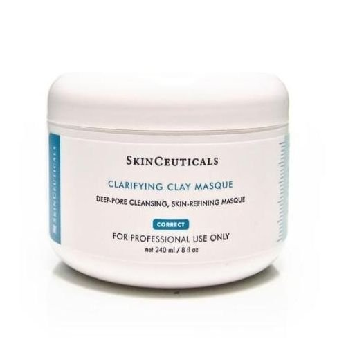Skinceuticals Clarifying Clay Masque PRO SIZE - 8 oz / 240 ml New Fresh ()