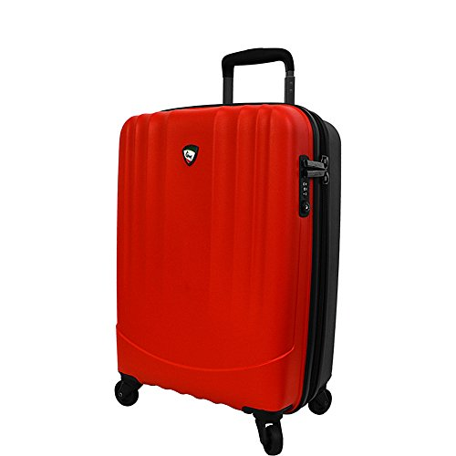 mia-toro-polipropilene-hardside-24-inch-spinner-red-one-size
