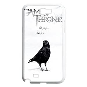 YUAHS(TM) Cover Case for Samsung Galaxy Note 2 N7100 with Game of Thrones YAS138914