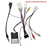 YINUO YCB-01 JBL Can Bus Decoder Only for YINUO Toyota In Dash Navigation AV Receiver (suitable car models as below)