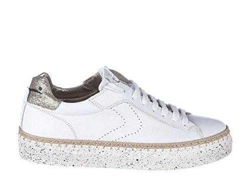 Blanche Primavera Oro Scarpe Panarea 9107 Donna Sneaker Glitter Bianco Vitello New 2018 Estate Voile TqFdUyBfT