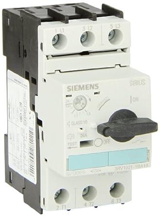 siemens 3rv1021 1ba10 manual starter and enclosure open type 1 4 2 rh amazon com siemens hydroranger manual siemens range cooker manual