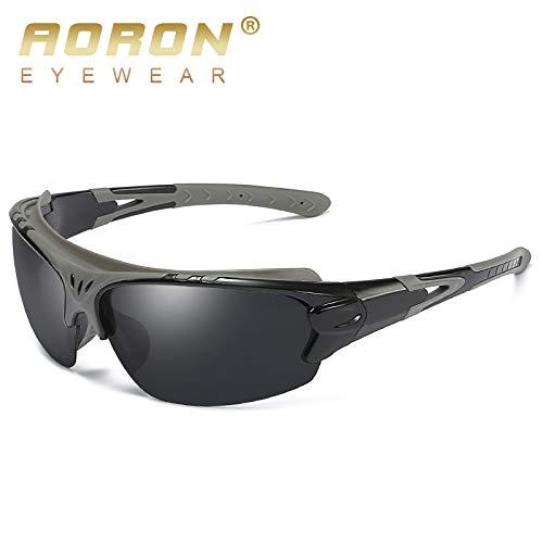 de Black Gafas Hombre Sol Azul protección Pesca Prueba Gafas frame Sol de y Deportivas Mjia de de Marco UV400 Viento sunglasses Playa Amarillo Gafas polarizadas a qnWSwx1Xx