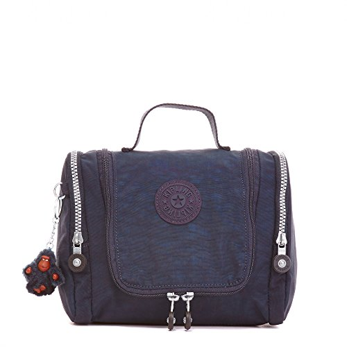 Kipling Women's Connie Hanging Toiletry Bag One Size Blue