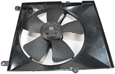 Radiator Cooling Fan Assembly for Chevy Aveo 5 Pontiac Wave Suzuki Swift