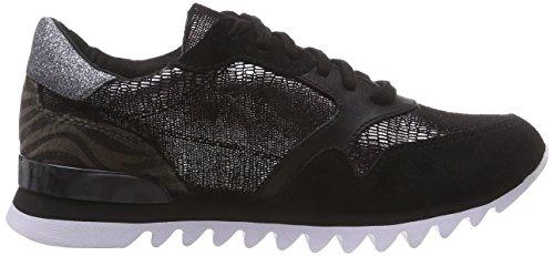 Damen 23610 098 Tamaris Mehrfarbig Black Comb Sneakers z4x5wq