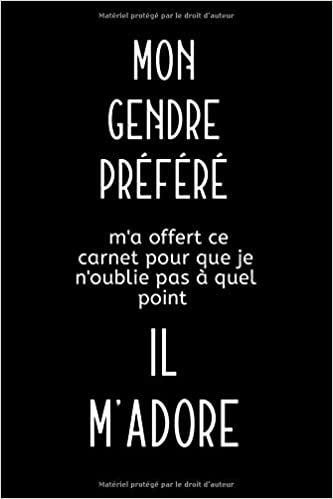 CarDe Notes   Mon Gendre Préféré: Idée Cadeau Original d