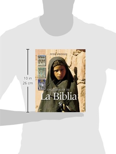 Enciclopedia de la Biblia (Spanish Edition)