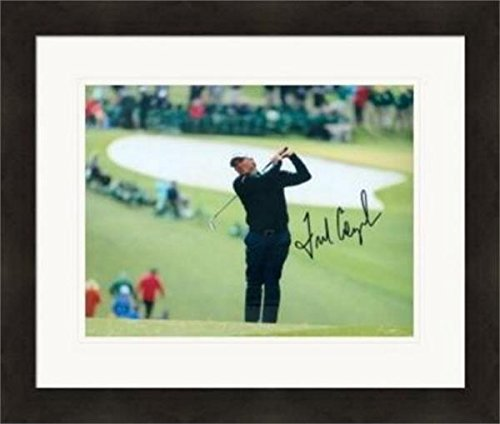 Signed Fred Couples Photograph - 8x10 Hall of Famer Image #SC20 Matted & Framed - Autographed Golf Photos