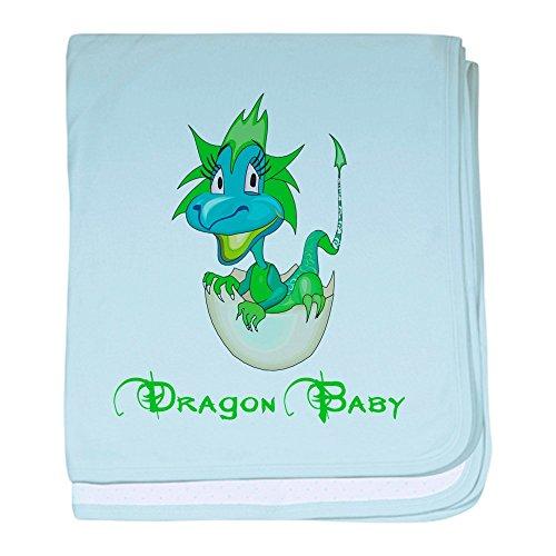 - CafePress - Dragon Baby Infant Blanket - Baby Blanket, Super Soft Newborn Swaddle