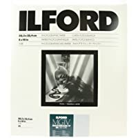 Ilford Multigrade IV RC Deluxe Resin Coated VC Variable Contrast Black & White Enlarging Paper - 8x10 - 25 Sheets - Pearl Surface