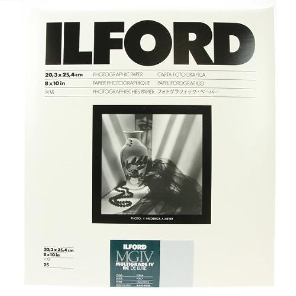 偽パントリー計画的ILFORD 白黒印画紙 MGIV RC 44M 8X10 六切 100枚 1771318