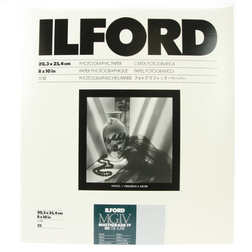 Ilford MG4RC44M 20.3x25.4cm 25 1771284