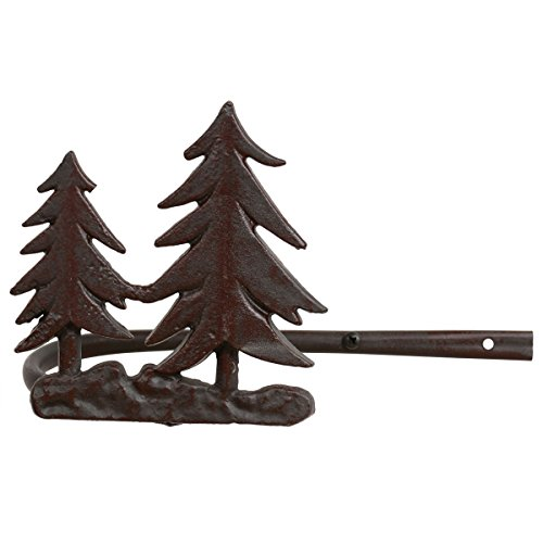 Brown Bears Tree Skirt Brown Christmas Tree Skirt