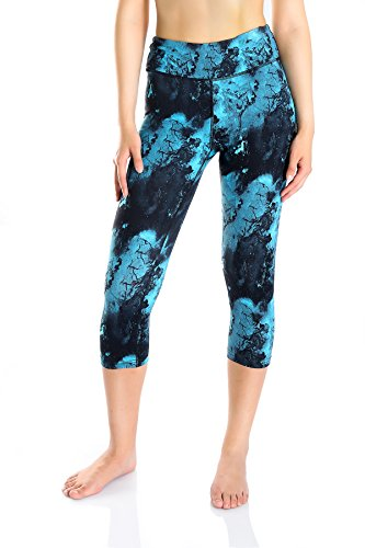 Yogipace Womens Waisted Leggings Protection