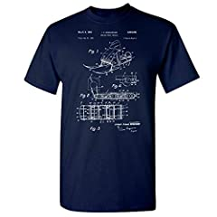 Bombardier Snow Mobile patent art t-shirt by Patent Earth™. These shirts look awesome, fit well and are great conversation starters! Printed On Demand. Most orders ship within 3 business days and arrive in 6 to 9 days.  Sizing Guide: Small - ...