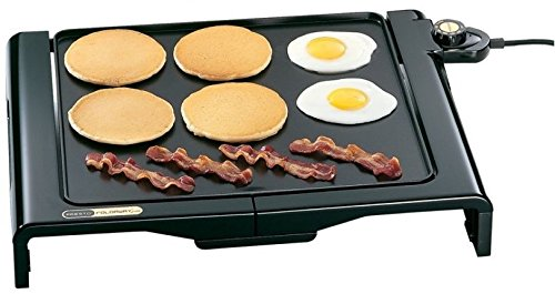 Presto 07050 Foldaway Indoor Cool Touch Electric Griddle (Presto Reusable compare prices)