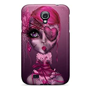 New Phone Case Super Strong Pink Piratess Tpu Case Cover For Galaxy S4