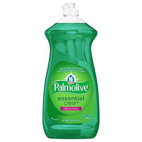 Palmolive Essential Clean Liquid Dish Soap, Original - 28 Fluid Ounce