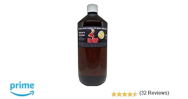 Base liquido de cigarrillo electronico OIL4VAP 1L SIN NICOTINA 30% propilenglicol 70% glicerina