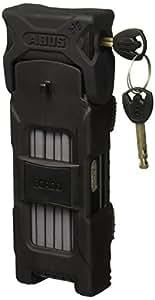 Abus Folding Bordo BIG 6000 Lock, 120cm, Black