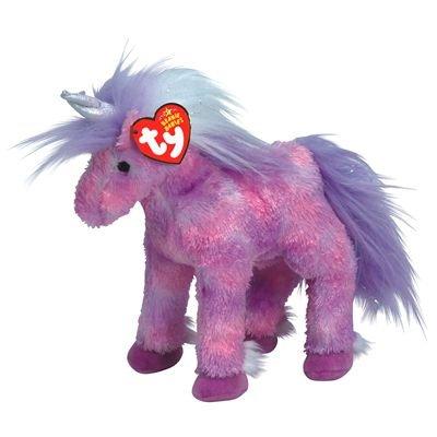 317ba436f11 Amazon.com  Ty Beanie Babies Stargazer - Purple Unicorn  Toys   Games