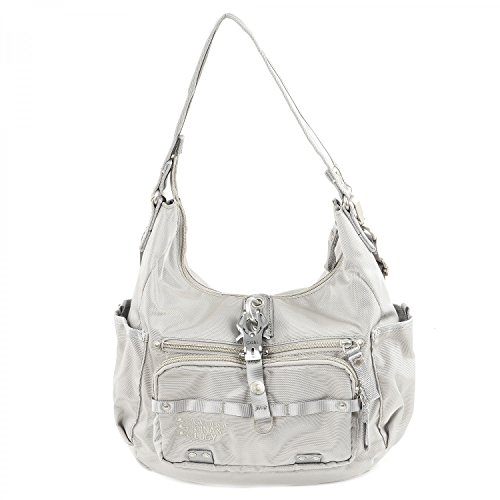 George Gina & Lucy Swingeling Bolso de hombro 34 cm Gris