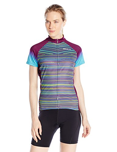 Primal Wear Women's Kismet Jersey, Medium, Purple