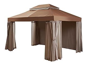 Heritage 10u0027 X 13u0027 Sunbrella® Fabric Gazebo  sc 1 st  Amazon.com & Amazon.com : Heritage 10u0027 X 13u0027 Sunbrella® Fabric Gazebo : Garden ...