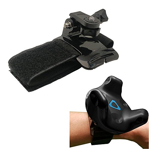 NEWZEROL [1Pack] Stand Strap for HTC VIVE Tracker 2017/18(Tracker