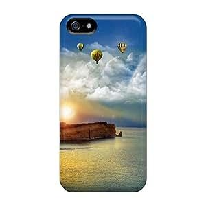 Popular CaroleSignorile New Style Durable Iphone 5/5s Cases (tWe33910ZQPQ)