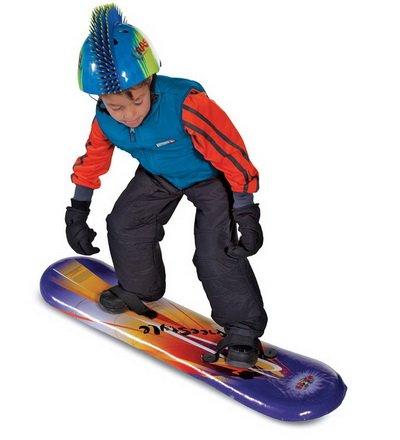 Freestyle Snowboard (Paricon Freestyle Foam Snowboard)