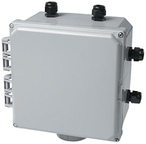 Blue Angel Pumps 66710-BLU1 Duplex Junction Box, 115/230V by Blue Angel Pumps