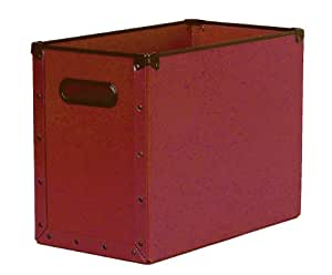 Cargo Naturals Desktop File, Red Spice, 9-1/2 by 7 by 12-1/2-Inch