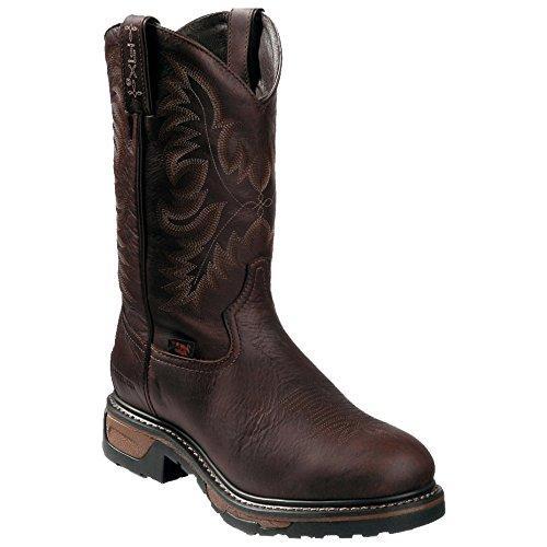 Tony Lama Boots Men's Steel Toe TW 1057 Work Boot,Briar Pitstop,10.5 D US (Tony Lama Work Boots Steel Toe compare prices)