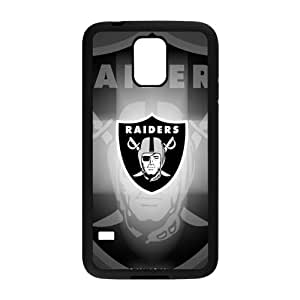 Happy Oakland Raiders Cell Phone Case for Samsung Galaxy S5