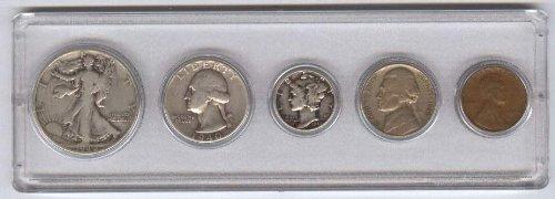 1940 Coin - 5
