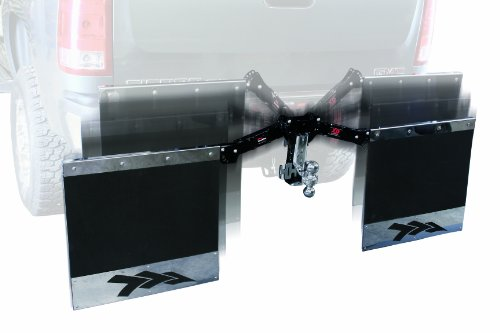 Inventive ITD9187LR RV Fender Skirt and Mud Flap (Lr Universal Fits All 2.5In X 2.5In Receivers)