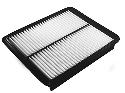 Cleenaire EAF10881 Premium High Capacity Engine Air Filter For Hyundai 11-14 Sonata, 12-14 Azera, 10-12 Santa Fe, 13-15 Kia Optima, 11-13 Sorento (Replaces 28113-2P100)