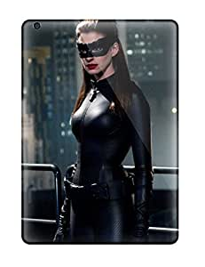 SrmSiJo9011abVZj Anti-scratch Case Cover AmandaMichaelFazio Protective Anne Hathaway Catwoman Dark Knight Rises Case For Ipad Air