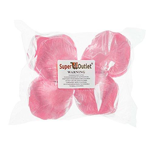 Review Silk Fabric Flower Mini