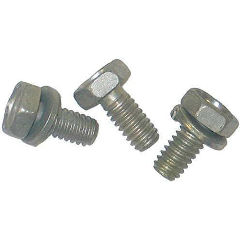 Eckler's Premier Quality Products 25323732 Corvette Trunk Lid Catch Wire Bolt Set