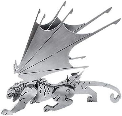 [해외]3D Flying Tiger Stainless Steel Skeleton Puzzle Joint Mobility Miniature Model Kits Puzzle Toys / 3D Flying Tiger Stainless Steel Skeleton Puzzle Joint Mobility Miniature Model Kits Puzzle Toys