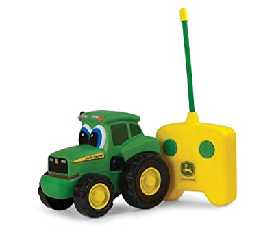 John Deere Johnny Tractor Radio Control by Ertl Collectibles