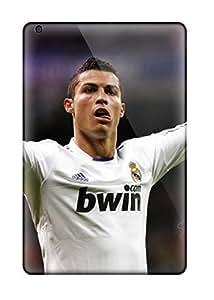 Premium BdOvwhZ9297anEsi Case With Scratch-resistant/ Cristiano Ronaldo Ronaldo Photos Case Cover For Ipad Mini/mini 2